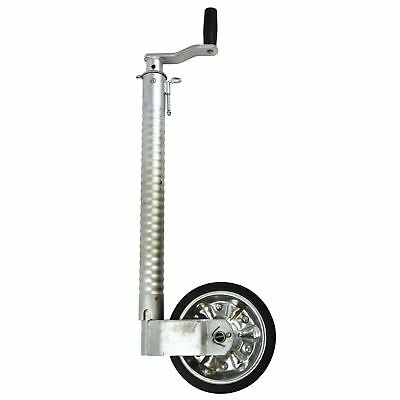 48mm Ribbed Jockey Wheel for Trailer SUPER HEAVY DUTY