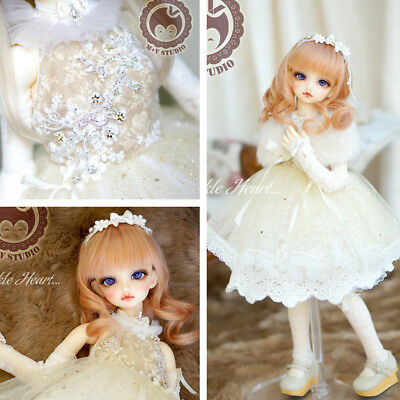 【Tii】Lolita spark Doll Clothes dress outfit 1/3 BJD DD SD10 1/4 MDD MSD minifee