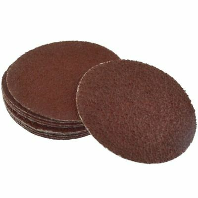 "50 Pack Hook/Loop DA Sanding Grinding Abrasive Pad Mixed Grit Discs 2"" (50mm) A"