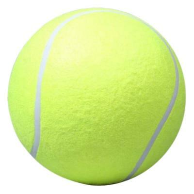 """9.5"""" Big Giant Pet Dog Puppy Tennis Ball Thrower Chucker Launcher Game Play Toy"""