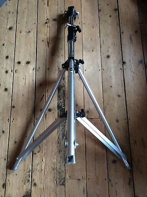 Manfrotto 070U Heavy Duty Stand For Booms Or Follow Spots (cost £283 New)