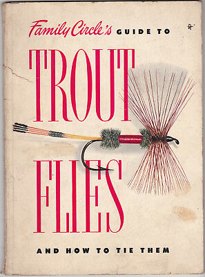Family Circle's Guide to Trout Flies and How to Tie Them (Paperback, 1961)