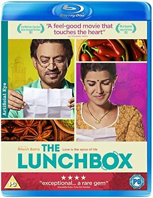 The Lunchbox [Blu-ray DVD ] - GOOD CONDITION