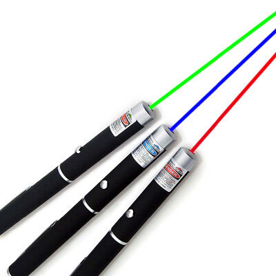 Laser Pointer 5mW High Quality Red Blue Green Powerful Laser Pen+Free shipping