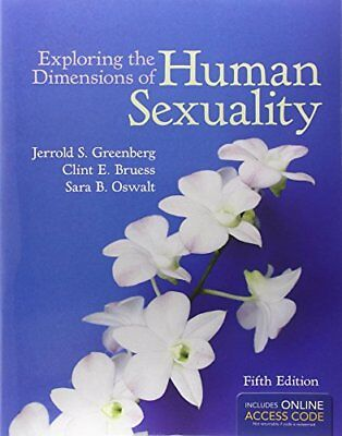Exploring the Dimensions of Human Sexuality by Sara B. Oswalt Book The Cheap