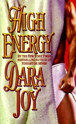 High Energy by Joy, Dara Paperback Book The Cheap Fast Free Post