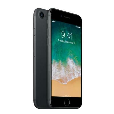 Apple iPhone 7 - 32GB - Black (Factory GSM Unlocked; AT&T / T-Mobile) Smartphone