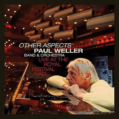 PAUL WELLER 'OTHER ASPECTS' (Live at The Royal Festival Hall) 2 CD + DVD (2019)