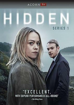 The Hidden Season 1 DVD Box Set Complete Collection First Acorn TV Series New