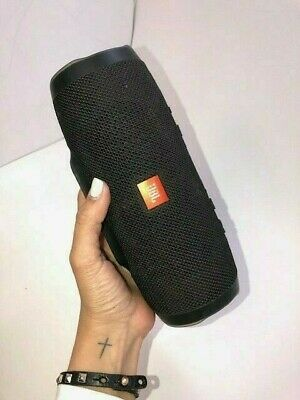 JBL Charge 3, Wireless Bluetooth Speaker - Defective (Black)