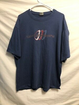 9afb41ae3 Vintage Union Bay Shirt USA MADE Unionbay Hang Ten Spellout 2xl Single  Stitch