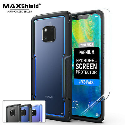 Huawei Mate 20 Pro Case Cover, Heavy Duty Shockproof Slim Protection Case