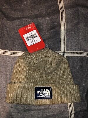THE NORTH FACE Salty Dog beanie hat cap TNF outdoors - BNWT