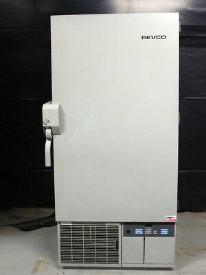 Thermo Revco ULT1740-5-A36 Laboratory Freezer with Keys and Operator's Guide