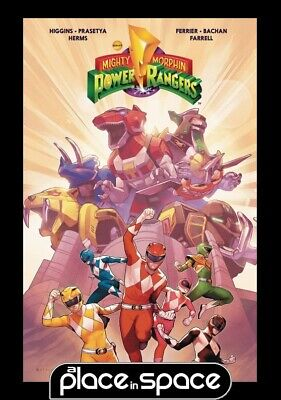 Mighty Morphin Power Rangers 05 - Softcover