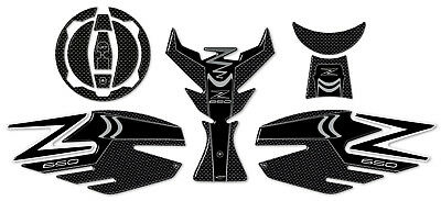Stickers Kit Resin Gel 3D Guards Compatible Motorcycle Yamaha Tracer MT-09