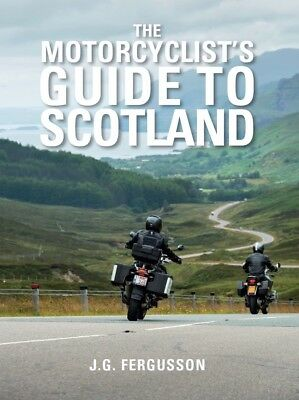 The Motorcyclist's Guide to Scotland  –  buy direct from the publisher