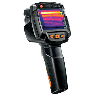 Testo 0560 8650 865 Thermal Imaging Camera