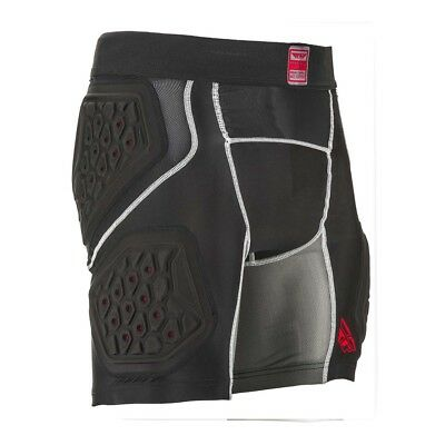 New Fly Barricade Compression Shorts Motocross Enduro Downhill BMX S M L XL