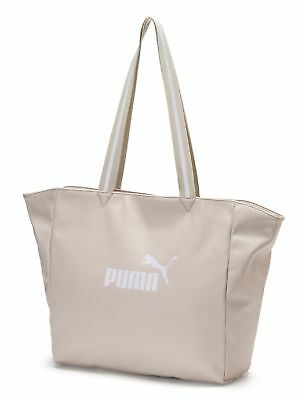 d13c230a96 PUMA WMN CORE Up Lagre Sac Shopper Silver Gray - EUR 25,55 | PicClick FR
