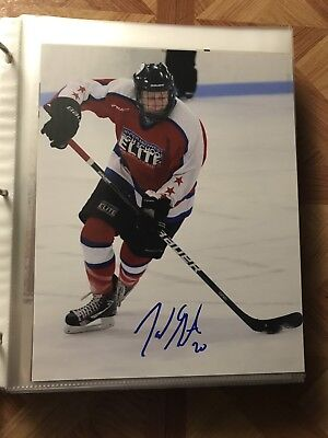 b1b4fc1d515 Jake Guentzel Autographed Auto Signed 8x10 Photo Pittsburgh Penguins