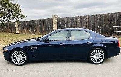 2013 Maserati Quattroporte  ONLY 25K MILES FRESH AND FULL SERVICE LESS THAN 500 MILES AGO NEEDS NOTHING!!!