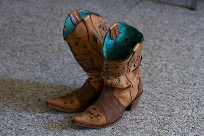 Corral Vintage Womens Boots