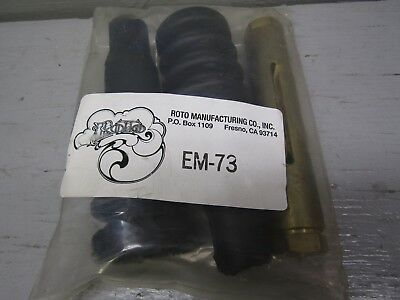 Roto Manufacturing EM-73 Welding Cable Connector
