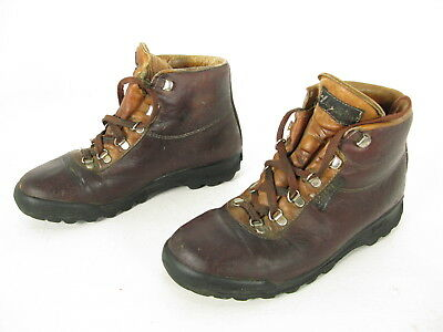 494affa5f1b VTG VASQUE SUNDOWNER Leather Gore-Tex Boots Waterproof Mens 8.5 M Made In  Italy