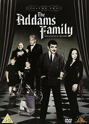 The Addams Family: Season 2 [DVD] [1965] - DVD  HIVG The Cheap Fast Free Post