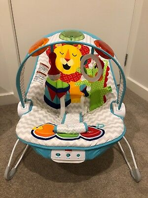 Used infant Fisher Price Bouncer