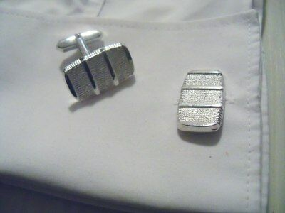Vintage 1960's Cuff Links New Old Stock