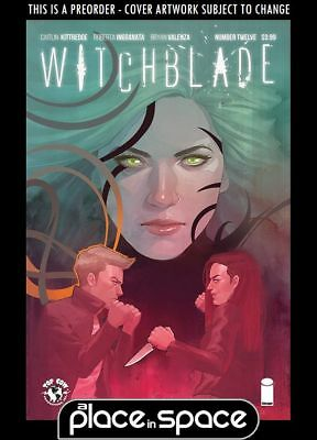 (Wk10) Witchblade, Vol. 2 #12B - Preorder 6Th Mar