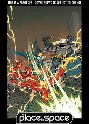 (Wk09) Flash, Vol. 5 #65A (The Price) - Preorder 27Th Feb
