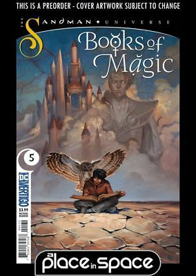 (Wk09) Books Of Magic, Vol. 3 #5 - Preorder 27Th Feb