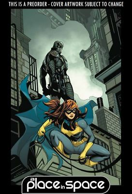 (Wk09) Batgirl, Vol. 5 #32A - Preorder 27Th Feb
