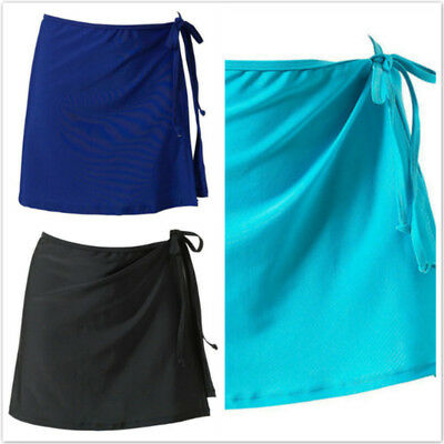 Fashion Multi Color Sexy Lace Up Side Mini Skirt Festival Summer Beach Skirt 8C