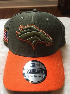 outlet store f29bb e65d9 ... discount denver broncos new era nfl 39thirty team classic stretch fit  flex cap hat 3930 8cb5d