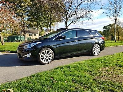 2011 Hyundai i40 Tourer Premium 1.7 CRDi - Low Mileage 69,000 / MOT May 2019