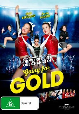 Going For Gold (2017) [New Dvd]