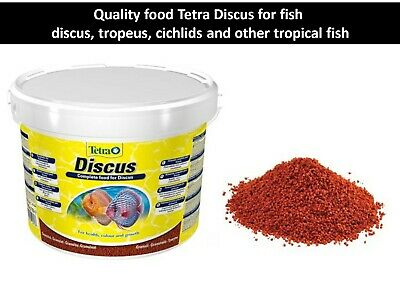 Food Tetra bits Discus Granulated food special dietary requirements of Discus