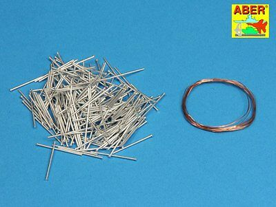 1//16 ABER 16073 12 x A..O PROJECTILES for GERMAN PANZER IV H for TRUMPETER MODEL