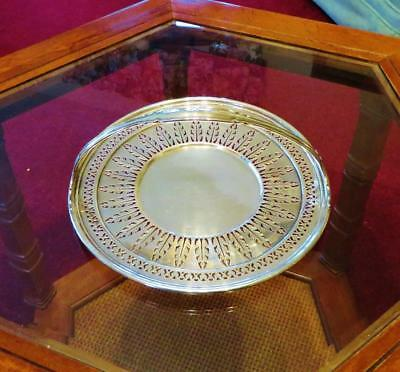 Sterling Silver Centerpiece Tray/Compote by Dominick & Haff, No Monos, Free Ship