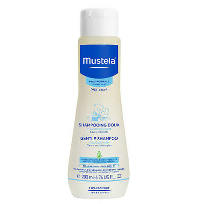 Mustela Baby Gentle Shampoo 200ml 6.76oz