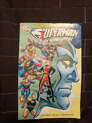 The Secrets Of Supermans Costume No 9 Dc Comics 1997