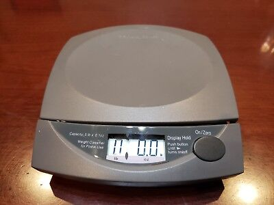 Pitney Bowes G790 Postal Mail Tabletop Scale (no power cord) FREE SHIPPING!