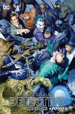 Pre-Order: DETECTIVE COMICS #1000 Mike Mayhew EXCLUSIVE Trade Dress!! 03/31/19