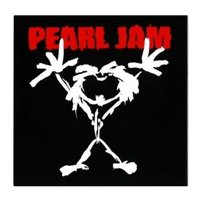 Pearl Jam Stickman Sticker 4in Music Rock Band Seattle si