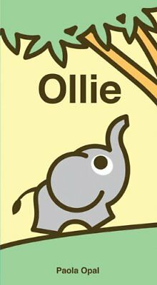 Ollie (Simply Small) by Paola Opal Board book Book The Cheap Fast Free Post