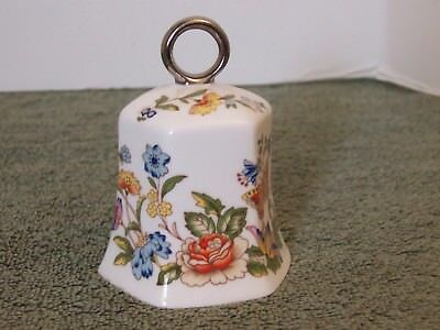 Aynsley Fine English Bone China Bell 'Cottage Garden'